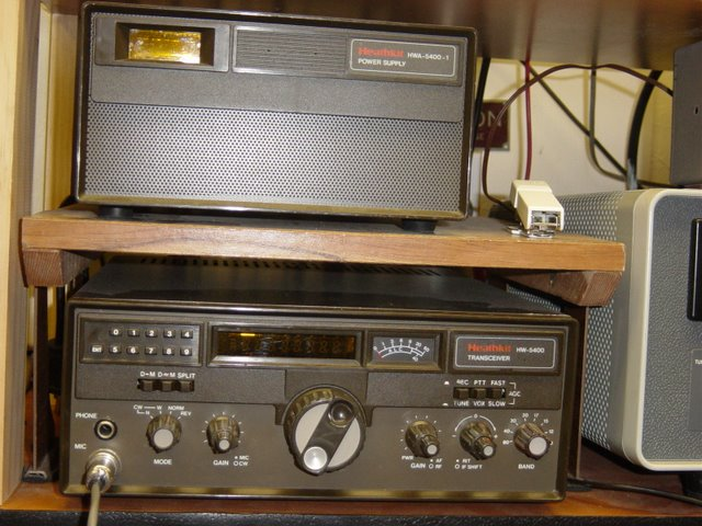 Heathkit HW-5400 transceiver