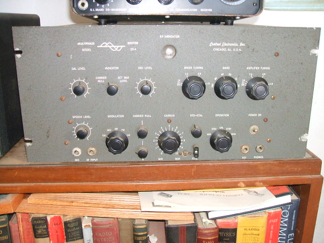 Photo of Bob's Central Electronics 20A